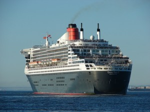 Queen Mary 2, cruise