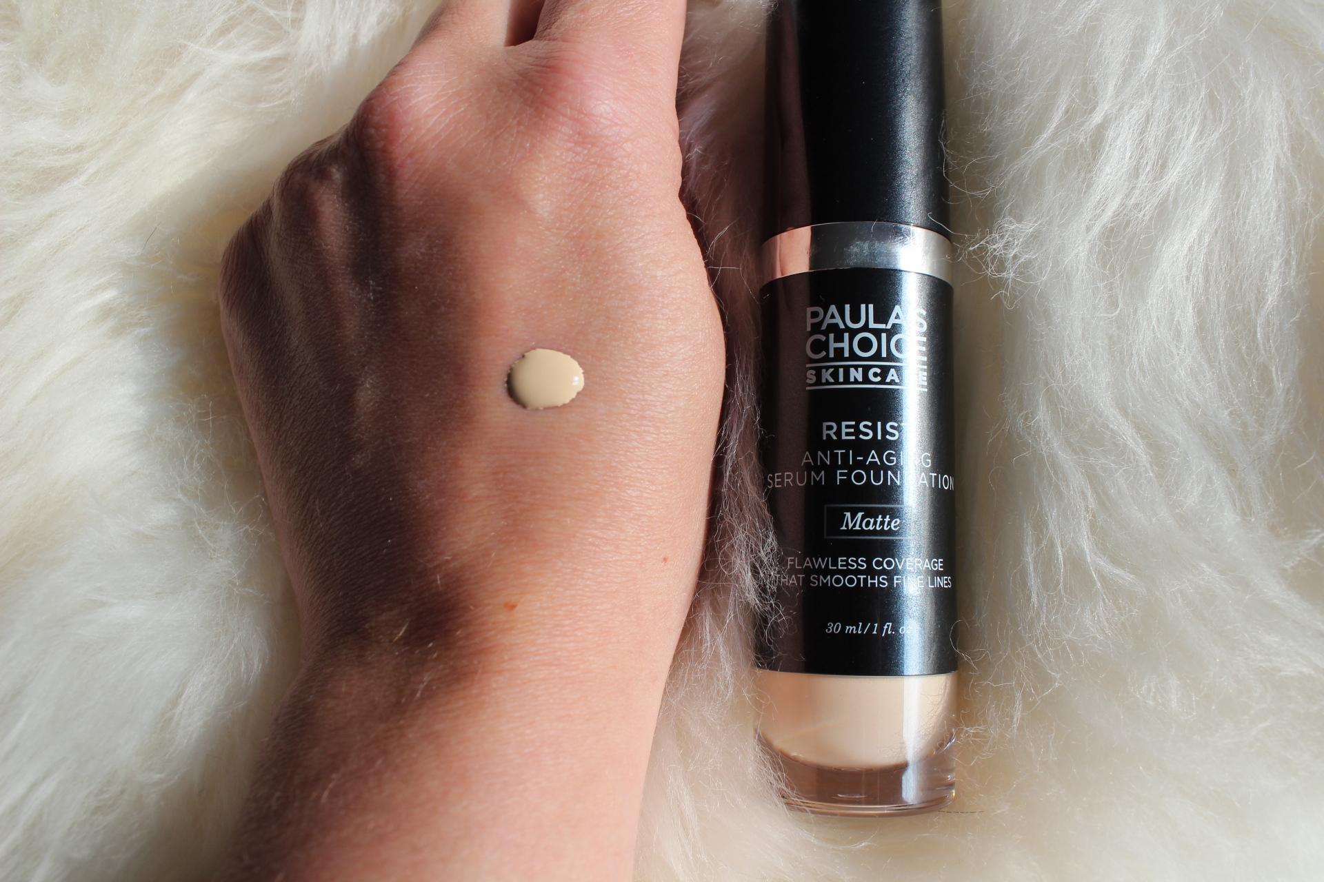 Foundation en serum